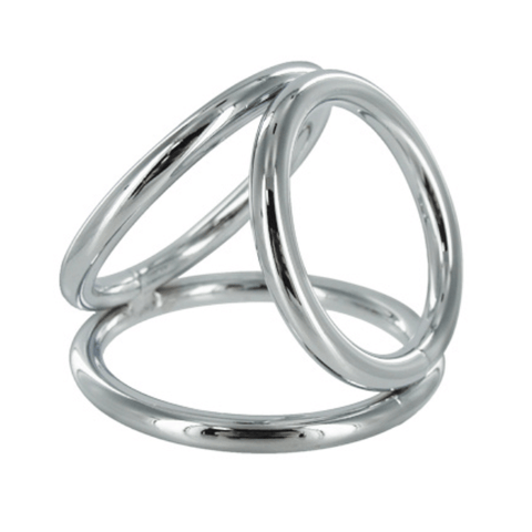XR Triad LARGE Triple Cock Ring Set