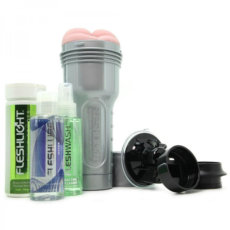 Fleshjack Endurance Jack Value Pack by  Fleshlight -  - 1