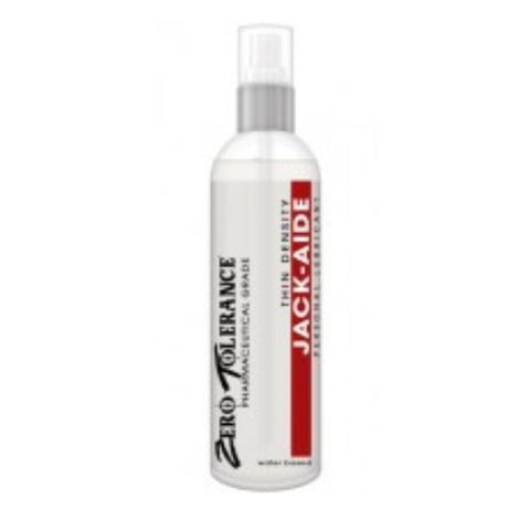 Jack-Aide Thin Density Water Based Lube in 4oz/118ml