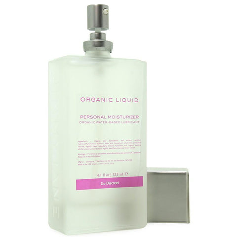 Jimmy Jane Personal Moisturizer 4.2 Oz (organic water-based lubricant)