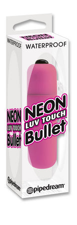 Neon Luv Touch Bullet
