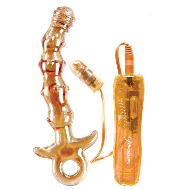 Icicles No. 15 Glass Dildo and Vibrator