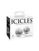 Icicles No.42 Glass Ben-Wa Balls Medium