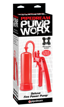 Pump Worx Deluxe Fire Power Pump