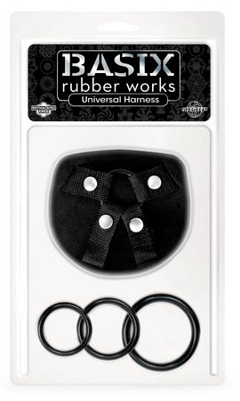 Rubber Works Universal Harness