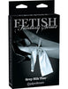 Fetish Fantasy Series Limited Edition Grey Silk Ties