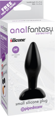 Small Silicone Plug by Anal Fantasy Collection
