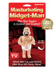 Masturbating Midget-Man Wind-Up Doll