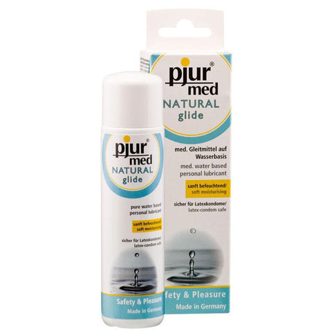 Pjur Med Natural Glide Lube