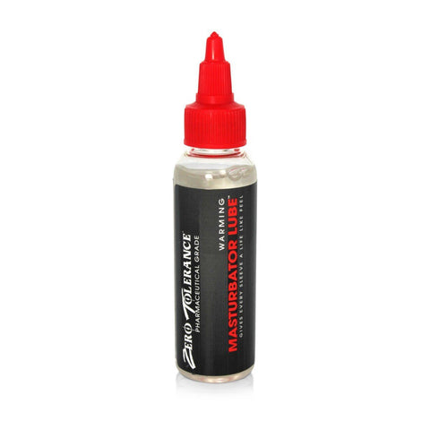Warming Masturbator Lube in 2oz