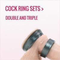 Shop Our Best Cock Ring Sets