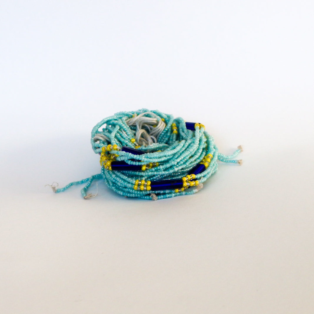 Dancing Clouds Waist Beads 3 in 1.