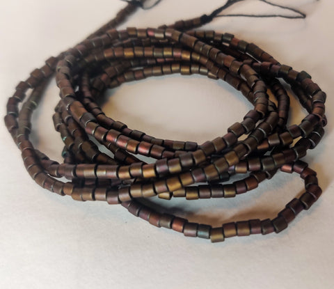 For my love of brown Waistbeads
