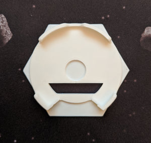 Separatist (CIS) Dial Cover, Target Locks, and Base Marker Inserts for Small, Medium, and Large Ships