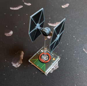 Inferno Squadron Target Locks and Arc Indicators for Small, Medium, and Large Ships
