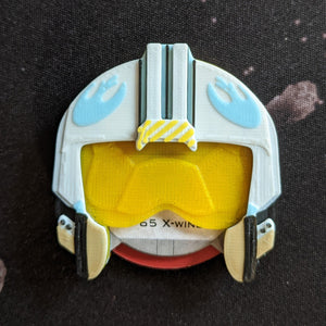 Rebel Alliance Pilot Helmet Dial Cover