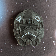 Load image into Gallery viewer, Tie Pilot Helmet Dial Cover