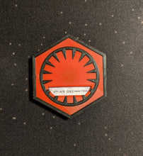 Load image into Gallery viewer, First Order Faction Dial Cover