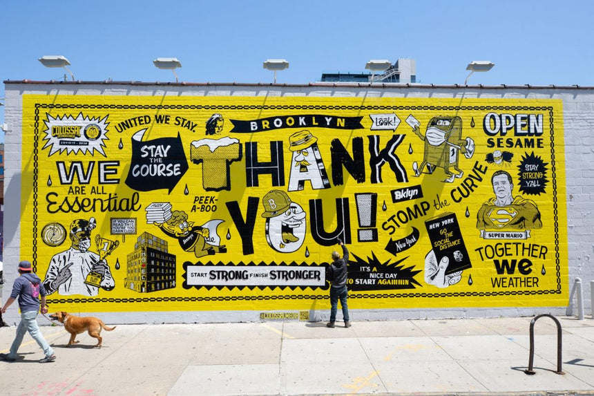 The rise of Hand Painted Billboards
