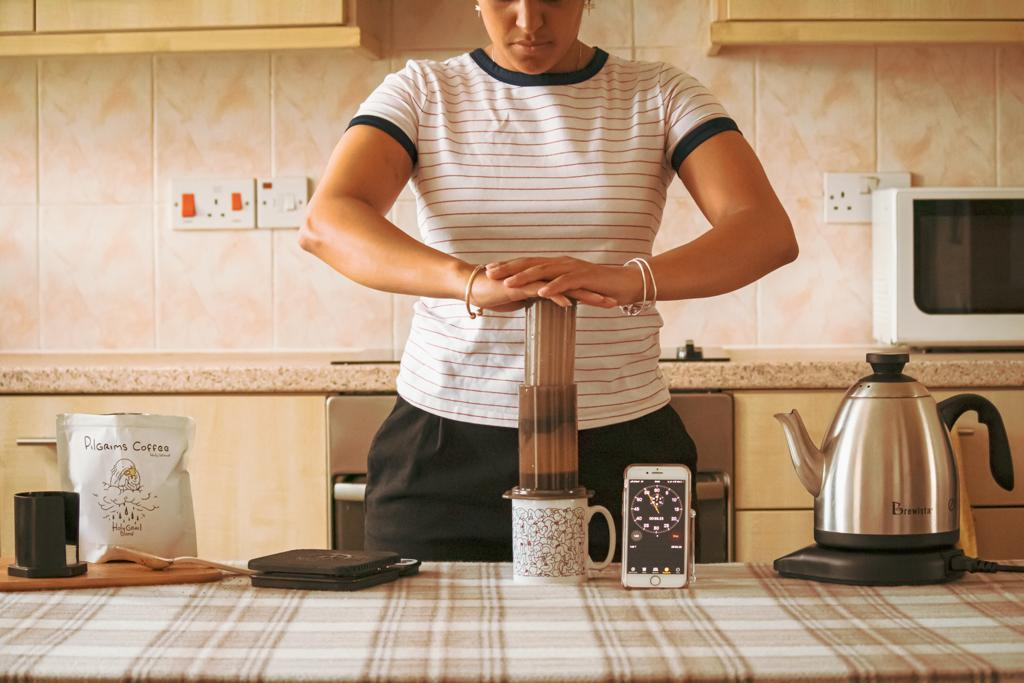 Coffee Commandments: The Aeropress