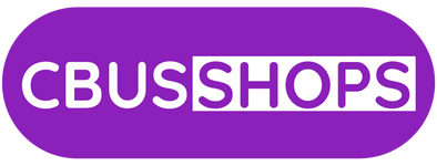 CbusShops same day delivery shopping mall service logo
