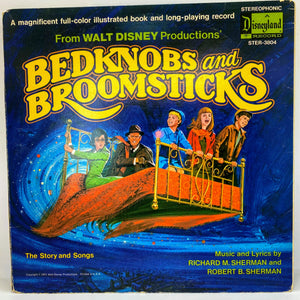 Bedknobs and Broomsticks Vinyl