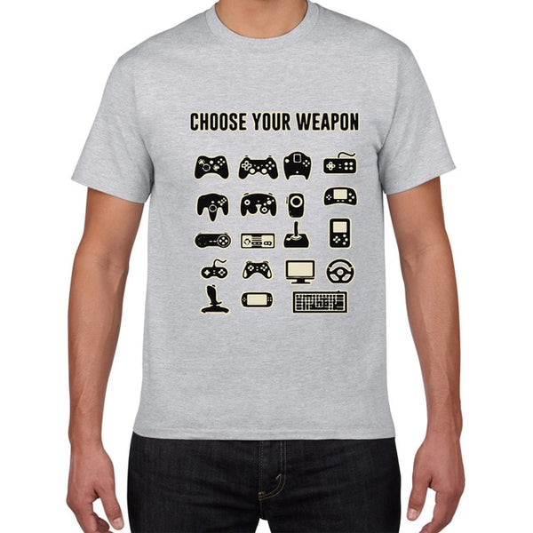 Choose Your Weapon - GameaholicMedia