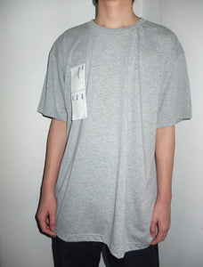 Grey T-shirt with Label