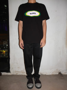 Black T-Shirt with Logo