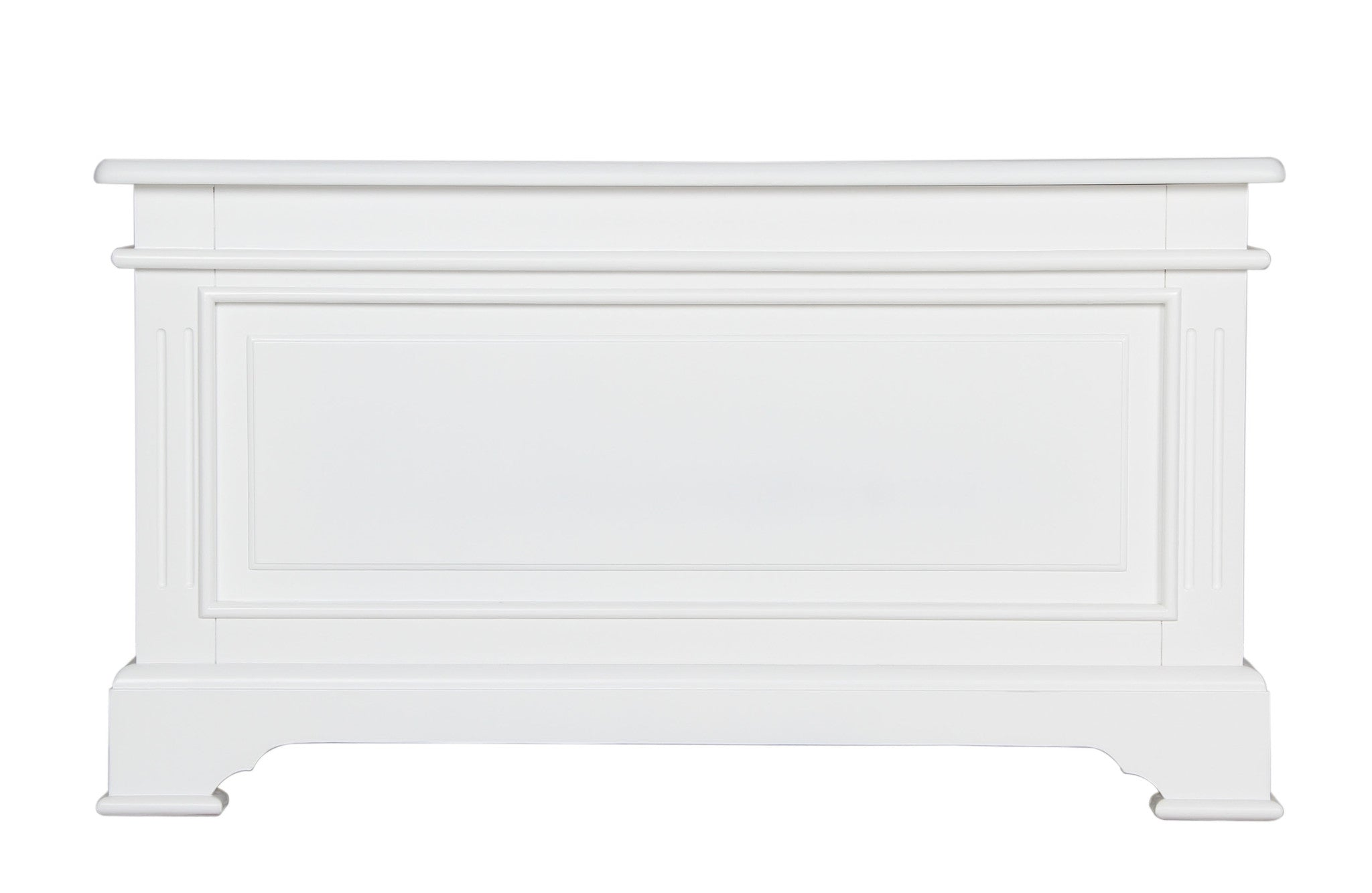 Painted White Blanket Box by Cheshire Bedrooms