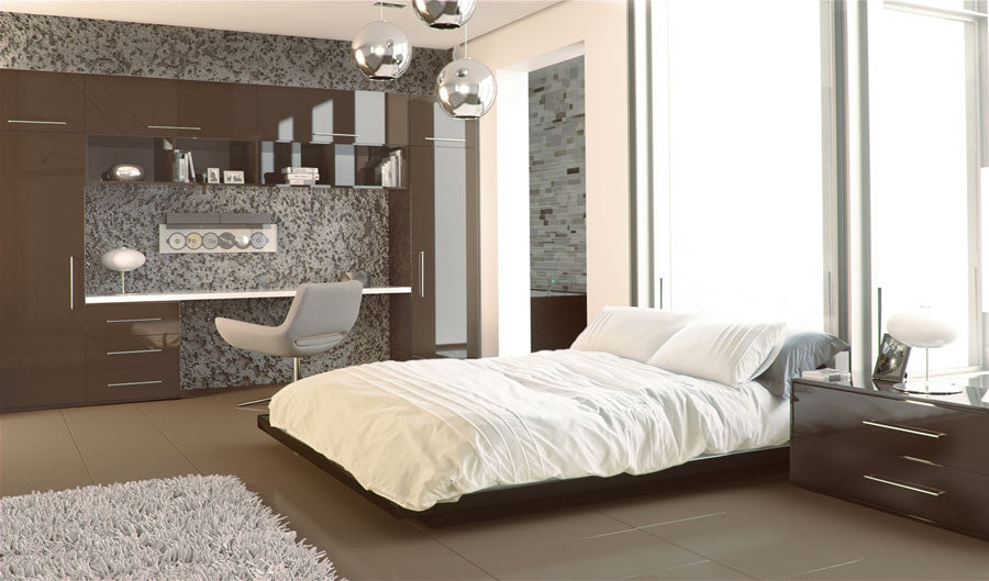Chocolate Bedroom Furniture