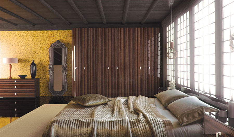Macassar Bedroom furniture
