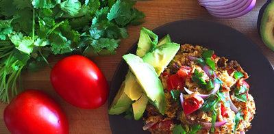 Recipe: Keto-Friendly Mexican Breakfast Scramble