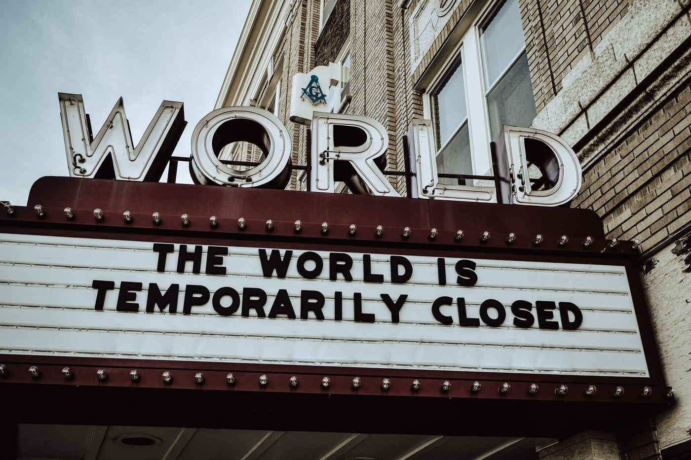 World Temporarily Closed