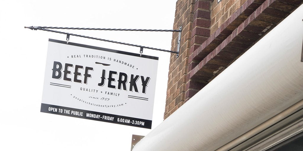 People's Choice Beef Jerky Storefront