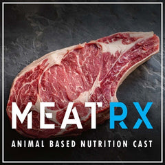 Meat RX Podcast Logo