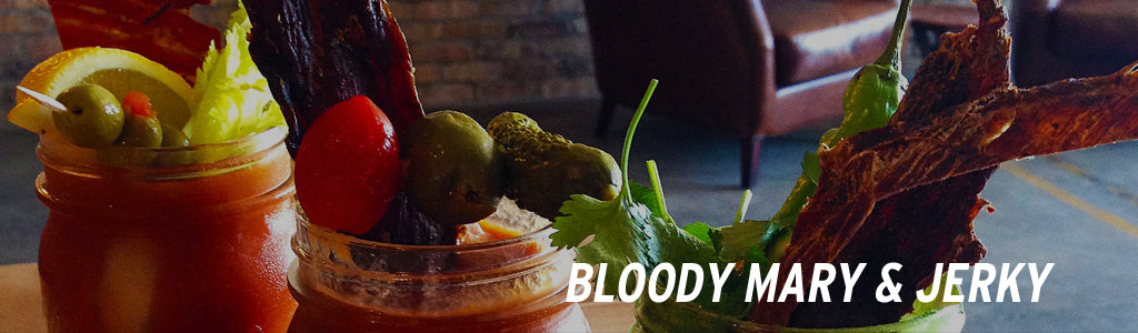 Beef Jerky Bloody Mary