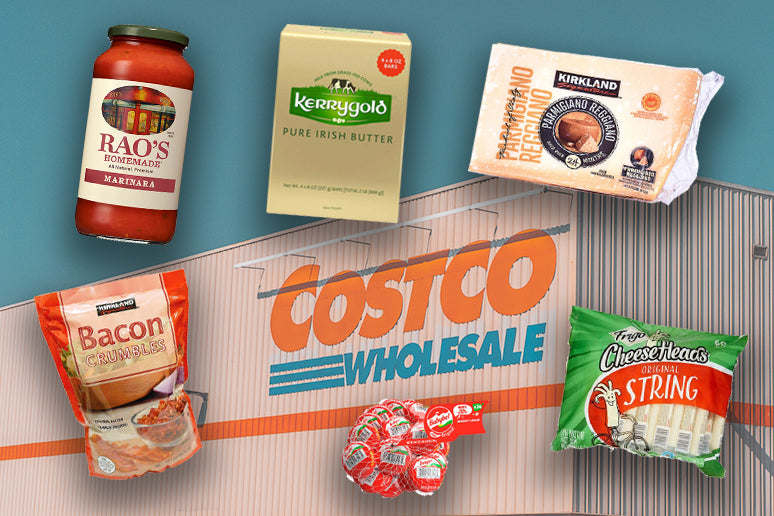 Costco is a great resource for Keto-Friendly Foods.