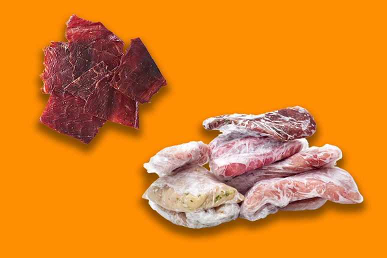 Freezing beef jerky is a viable option, you just have to take the right steps.
