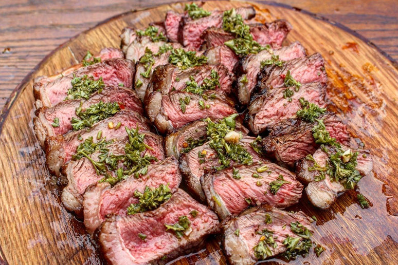 Grilled Picanha by Over the Fire Cooking