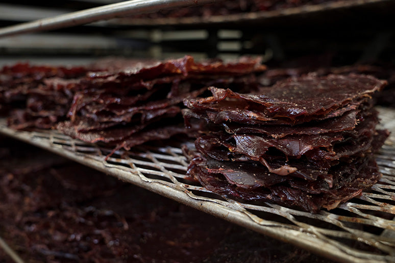 As long as the jerky is properly dried, it does not require refrigeration.