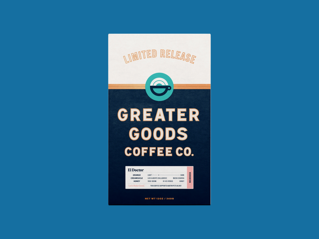 Greater Goods Coffee