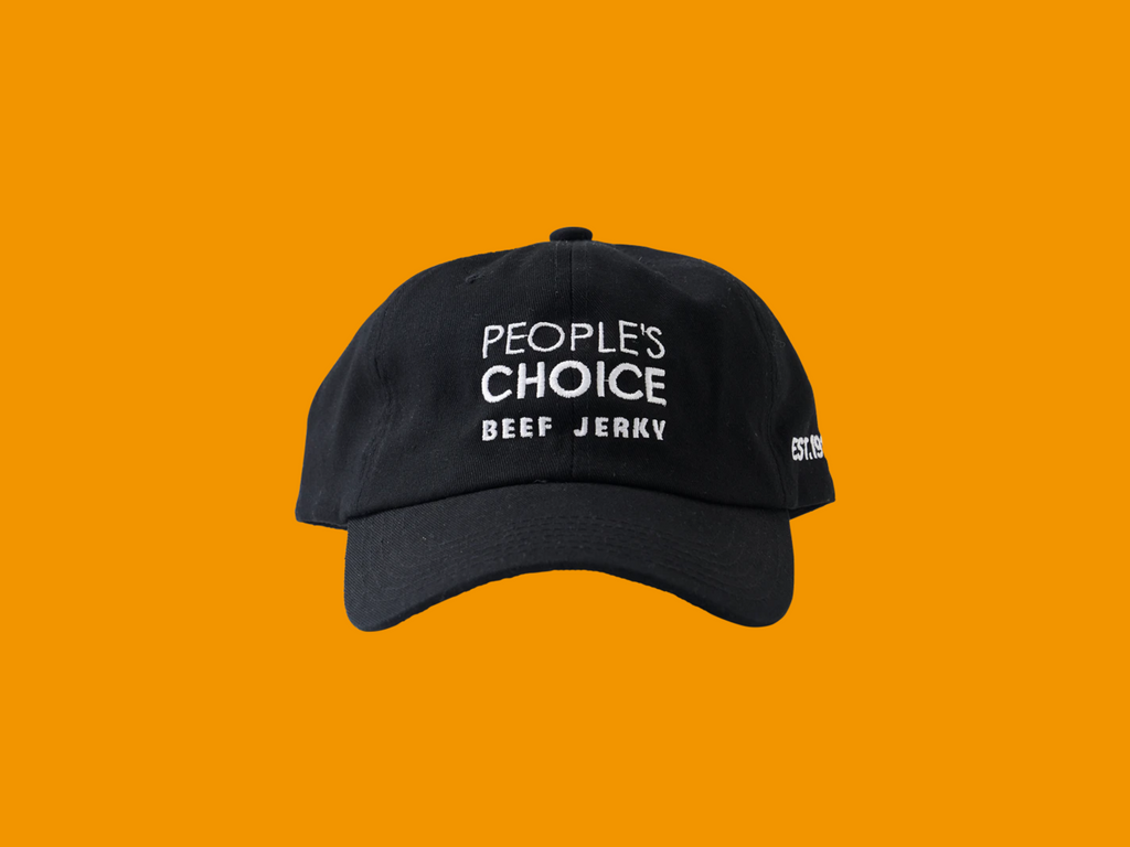 People's Choice Beef Jerky Hat