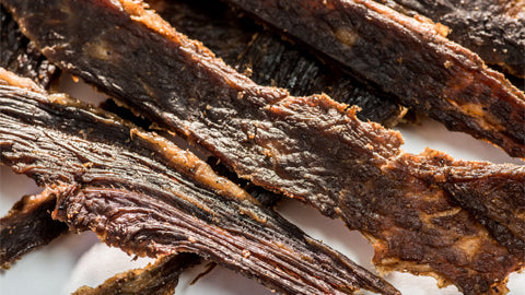 Keto-Friendly Beef Jerky