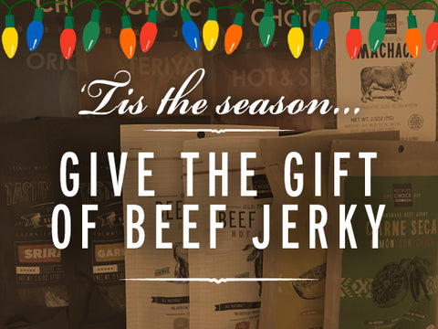 Give the Gift of Jerky