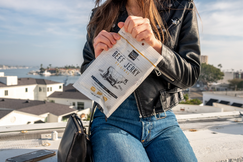 People's Choice Old Fashioned Original Keto Beef Jerky