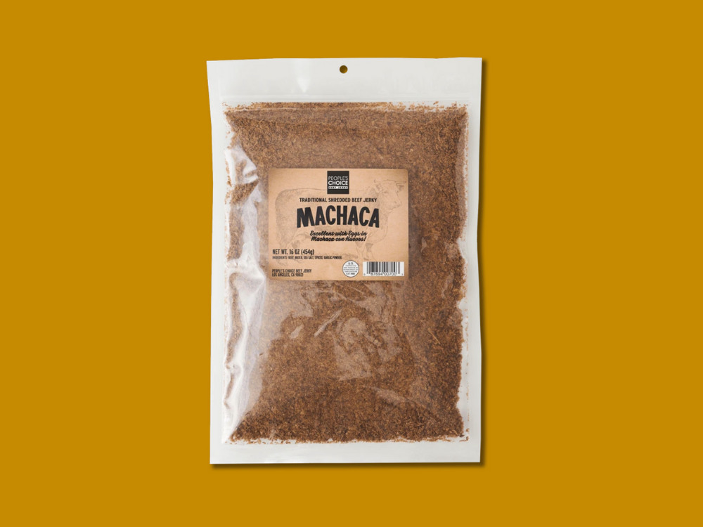People's Choice Machaca Jerky Chew