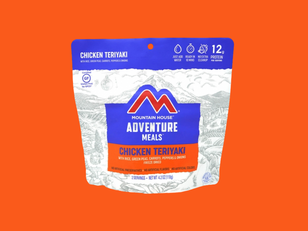 Mountain House: Freeze Dried Food