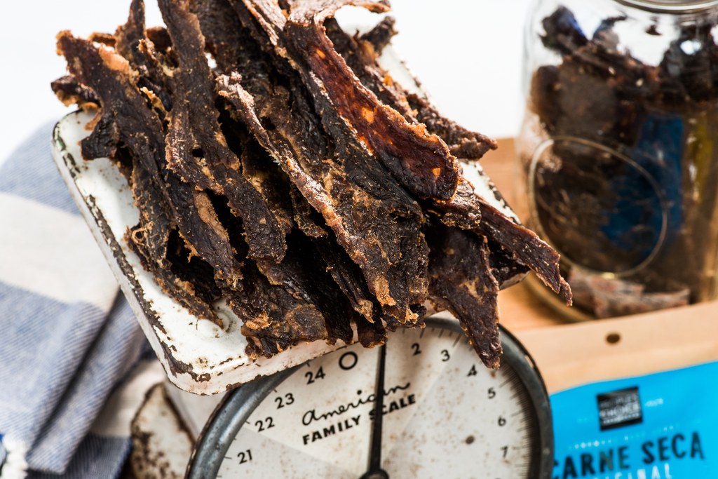 High Protein Beef Jerky