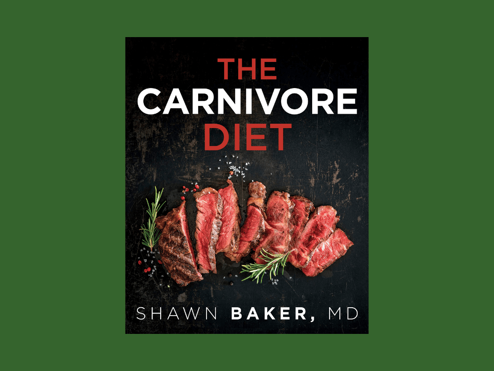 Shawn Baker the Carnivore Diet Book